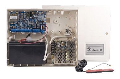 Прибор приемно-контрольный Охрана и Безопасность Лунь-9Т
