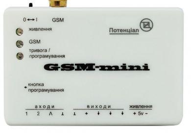 Прибор приемно-контрольный Потенциал GSM-mini plus