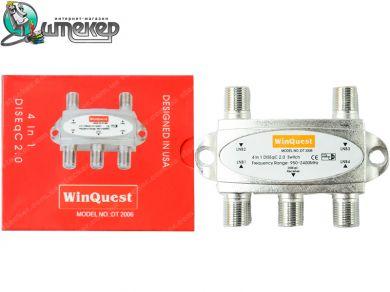Коммутатор WinQuest DT 2006  4 in 1