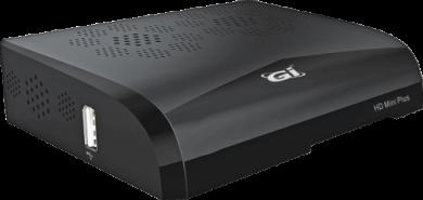 Спутниковый HDTV ресивер Galaxy Innovations GI HD Mini Plus