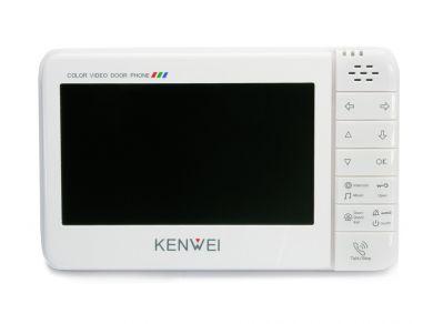 Видеодомофон Kenwei KW-128C-W64
