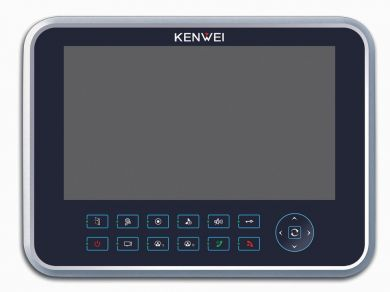 Видеодомофон Kenwei KW-129C-W64