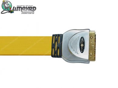 SCART-SCART WireWorld Chroma 5 1m