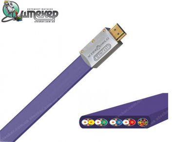 HDMI шнур WireWorld Ultraviolet7  1m