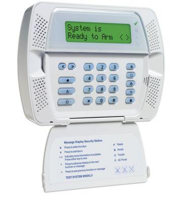 Контрольная панель DSC SCW445EU4