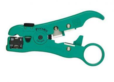 Нож для разделки коаксиального кабеля ProsKit CP-522