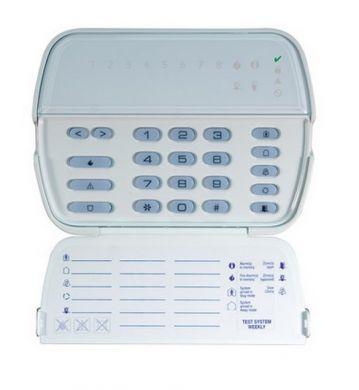 ЖКИ клавиатура DSC RFK-5508