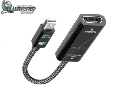 Переходник Mini Display Port /HDMI Audioquest MD-H