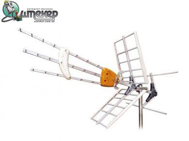 Эфирная антенна Televes DAT HD BOSS MIX 1496