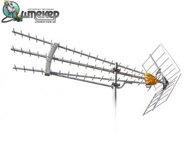 Эфирная антенна Televes DAT 75 HD Boss 149701