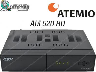 Спутниковый HDTV ресивер Atemio AM 520 HD