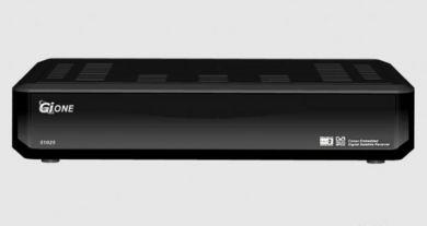 Спутниковый SDTV ресивер Galaxy Innovations GI S 1025