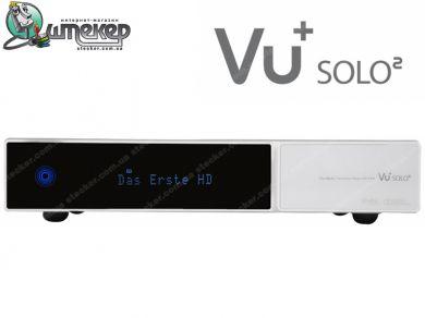 Спутниковый HDTV ресивер VU + Solo2 White