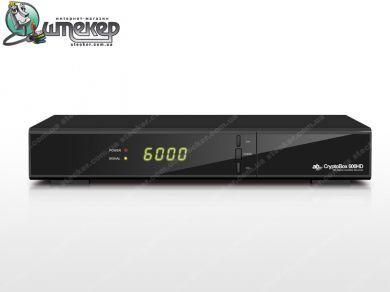 Спутниковый HDTV ресивер CryptoBox 600 HD