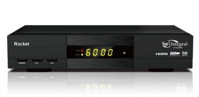 Спутниковый HDTV ресивер Sat-Integral Rocket S-1223HD