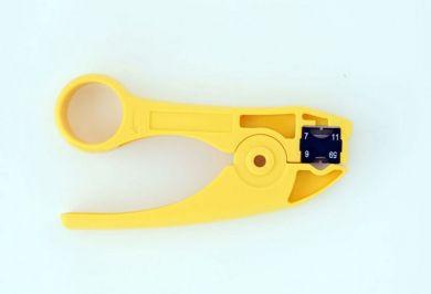 Нож для разделки коаксиального кабеля USA HT-351