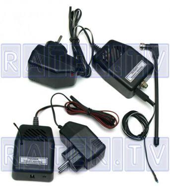 Повторитель ИК сигнала через радиоэфир на частоте 434МГц Ratek Полная пирамида