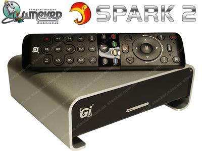 Спутниковый HDTV ресивер Galaxy Innovations GI Spark 2