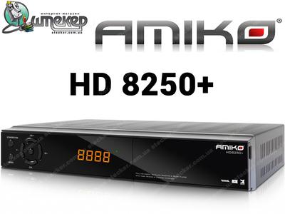 Спутниковый HDTV ресивер Amiko HD 8250+
