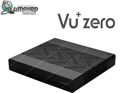 Спутниковый HDTV ресивер VU + Zero