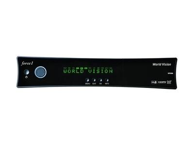 Спутниковый HDTV ресивер World Vision Force 1