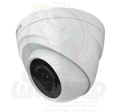 HDCVI видеокамера Dahua DH-HAC-HDW1100R