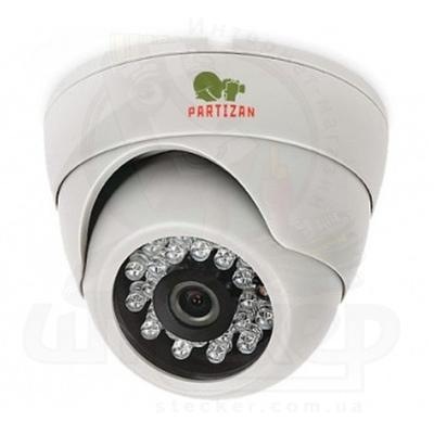 AHD Видеокамера Partizan CDM-233H-IR HD v 3.0