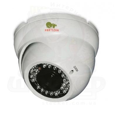 AHD Видеокамера Partizan CDM-VF37H-IR HD  v 3.0