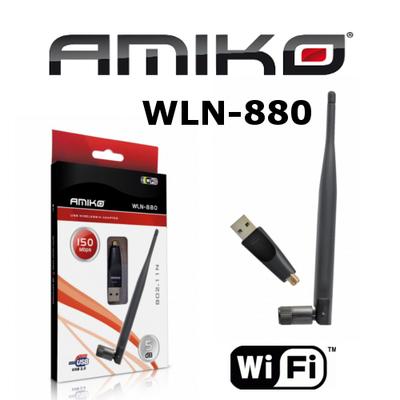 Wi-Fi aдаптер Amiko WLN-880