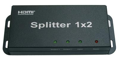 HDMI сплиттер Kitay 2x1