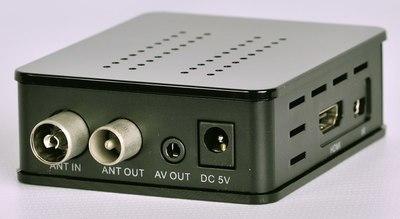 Цифровой эфирный DVB-T2 ресивер Openbox T2-02 HD mini