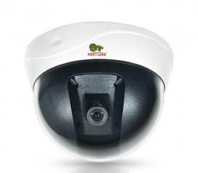 AHD Видеокамера Partizan CDM-332HQ-7 HD v 3.0