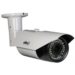 AHD Видеокамера Oltec HDA-LC-372VF-W-B