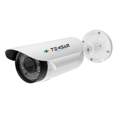 AHD Видеокамера TECSAR AHDW-1M-60V