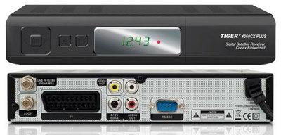Спутниковый SDTV ресивер Tiger 4160CX