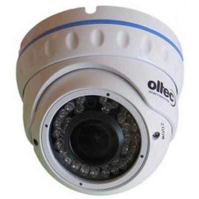AHD Видеокамера Oltec HDA-LC-972VF-W-B