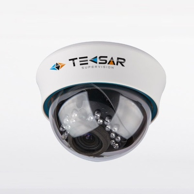 AHD Видеокамера TECSAR AHDD-1M-20V-in