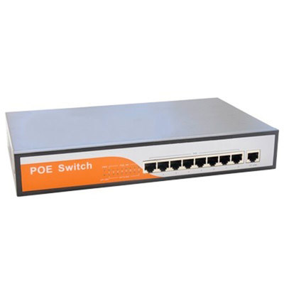 9-портовый коммутатор c PoE Atis PoE-1009-8P