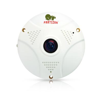 IP видеокамера Partizan IPF-1SP