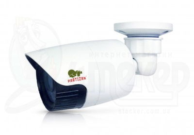 AHD Видеокамера Partizan COD-454HM HD v 3.1
