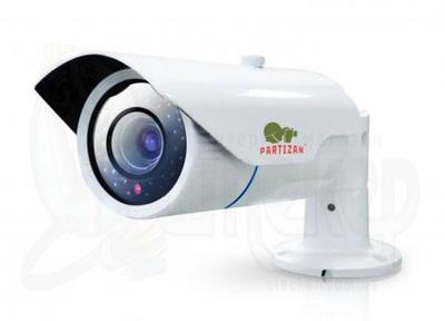 IP видеокамера Partizan IPO-VF1MP POE v1.0