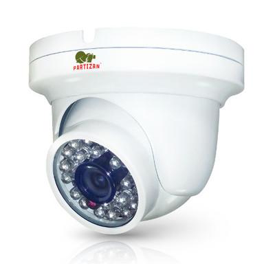 IP видеокамера Partizan IPD-2SP-IR POE v2.0