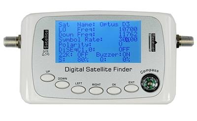 Измерительный прибор Satfinder Gecen SF-500
