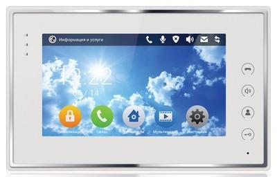 Цветной IP видеодомофон BasIP AR-07L v.3