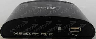 Цифровой эфирный DVB-T2 ресивер OpenFox T2-mini
