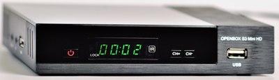 Спутниковый HDTV ресивер Openbox S3 Mini HD