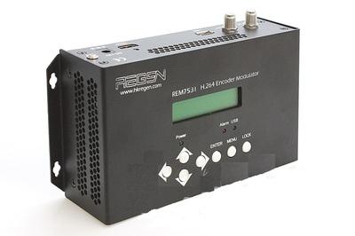 Full HD модулятор Regen Rem7531m