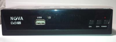 Цифровой эфирный DVB-T2 ресивер Tiger Nova T2
