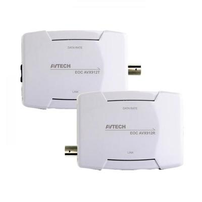 EoC конвертер AVtech AVX912R/T