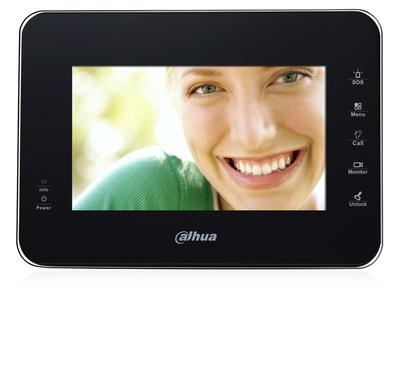 Цветной IP видеодомофон Dahua DH-VTH1560B